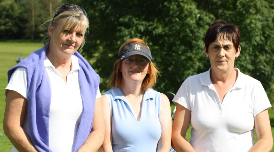 Ladies Captains Day 2012