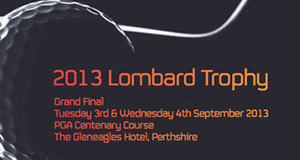 This weeks Saturday competition –  Lombard qualifier