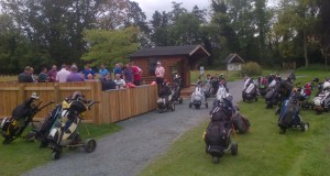 Would Loughgall Golf Club benefit from having a clubhouse….. and will you use it?