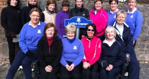 Lady Captains Drive 2014