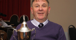 LGC, BJ Mullen & Sons Stableford Event.  Gold in form…..Seamus Golding that is!