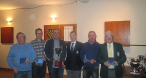 Loughgall Golf Club 2015 Club Team Challenge