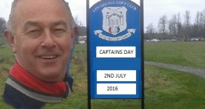 Stephen Wilson's Captain's Day at Loughgall Golf Club