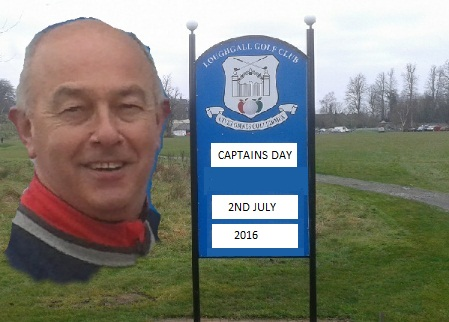 Stephen Wilson's Captains Day – 2nd July – countdown – only 4 qualifying comps left