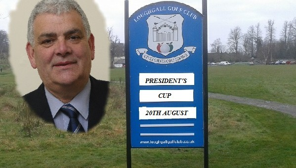 PRESIDENT'S CUP (stableford) Saturday 20th August