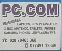 PC.COM TEAM SCRAMBLE