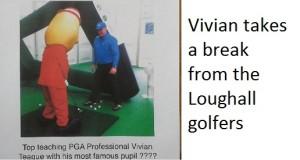 Club Pro Vivian Teague