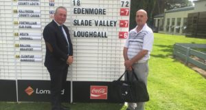 Lombard Result – Robert and Vivian finish in 3rd with a 6 under score