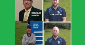 Club Competitions winners