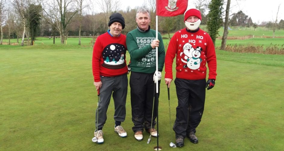 Christmas Jumper competition results