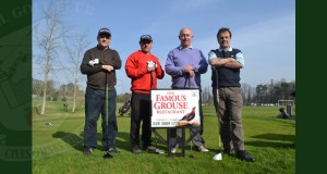 The Famous Grouse Stableford Competition