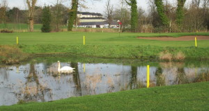 Loughgall Golf Club….. The end of 2015.