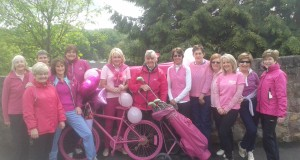 Pretty in pink for the Giro