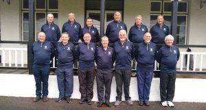 ULSTER CHAMPIONS at All Ireland finals in Sligo
