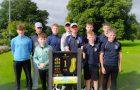 Juniors win Craigavon Cup
