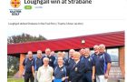 Loughgall are ULSTER CHAMPIONS