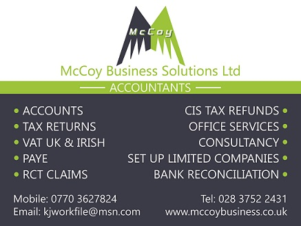 Results – McCOY BUSINESS SOLUTIONS