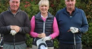 Vivian Teague, Liam and Pauline McArdle win PGA Team Event