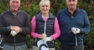 Vivian Teague, Liam and Pauline McArdle win PGA Team Event