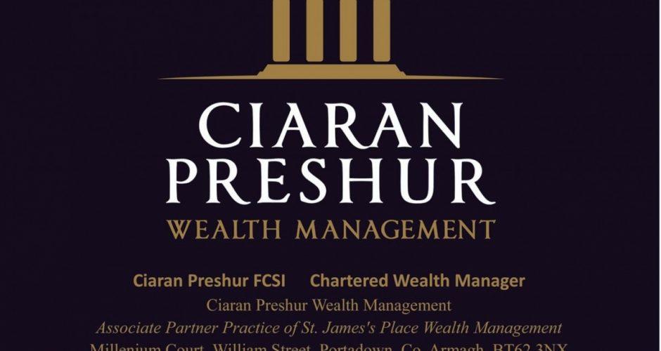 Ciaran Preshur Wealth Management – Stableford
