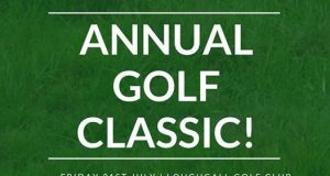 LOUGHGALL F.C. GOLF CLASSIC – FRIDAY 31ST JULY 2020