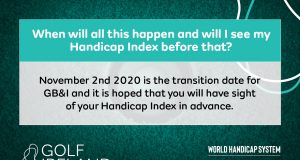 World Golf Handicap