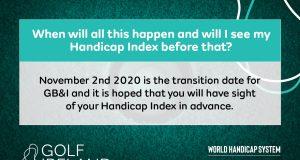 World Golf Handicap