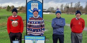 Christmas Jumper Competition in aid of Captains Charity – Portadown Panthers